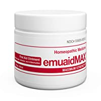 EmuaidMAX® Ointment - Antifungal, Eczema Cream. Maximum Strength Treatment. Use...