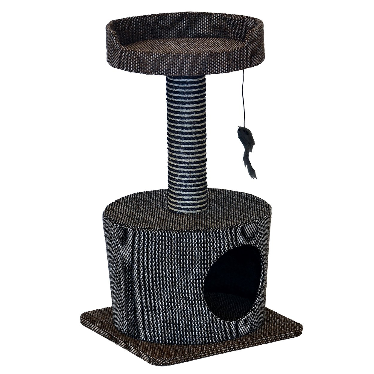 Animal Treasures 14850 Cat Tree Basic Scratcher, 29