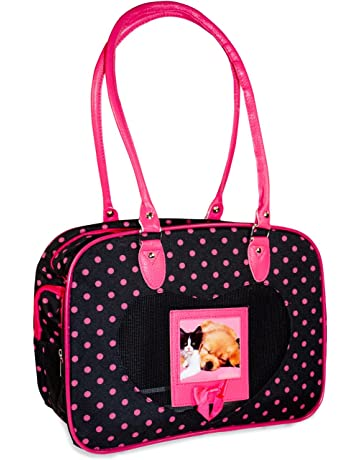 J Garden Polka Dot Pet Carrier f587e53b50