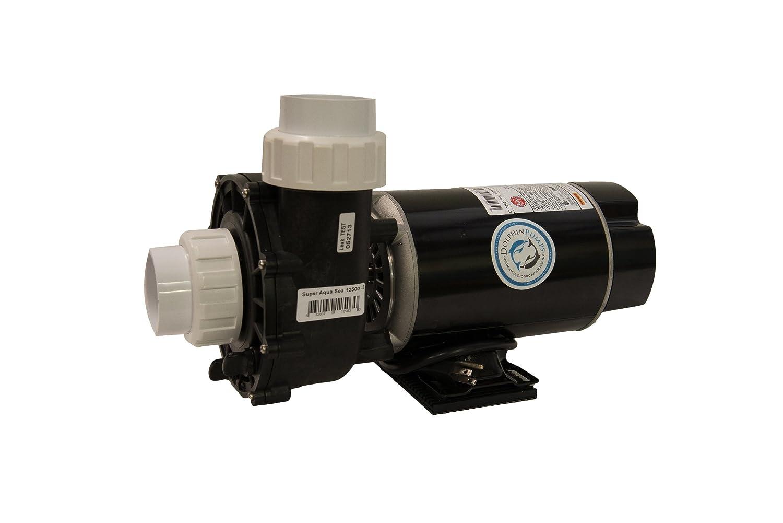 Dolphin Super Aqua Sea 12500 Type 3 Marine Abrasive Water Seal External Water Pump