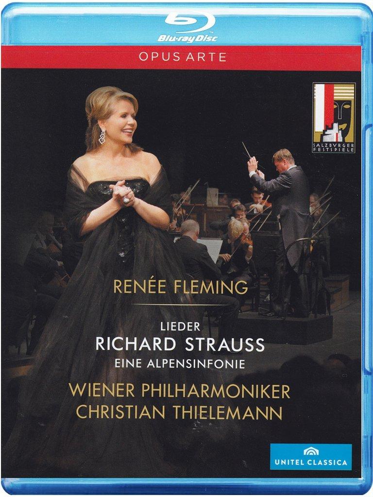 Blu-ray : Renée Fleming - Renee Fleming Live In Concert (Blu-ray)