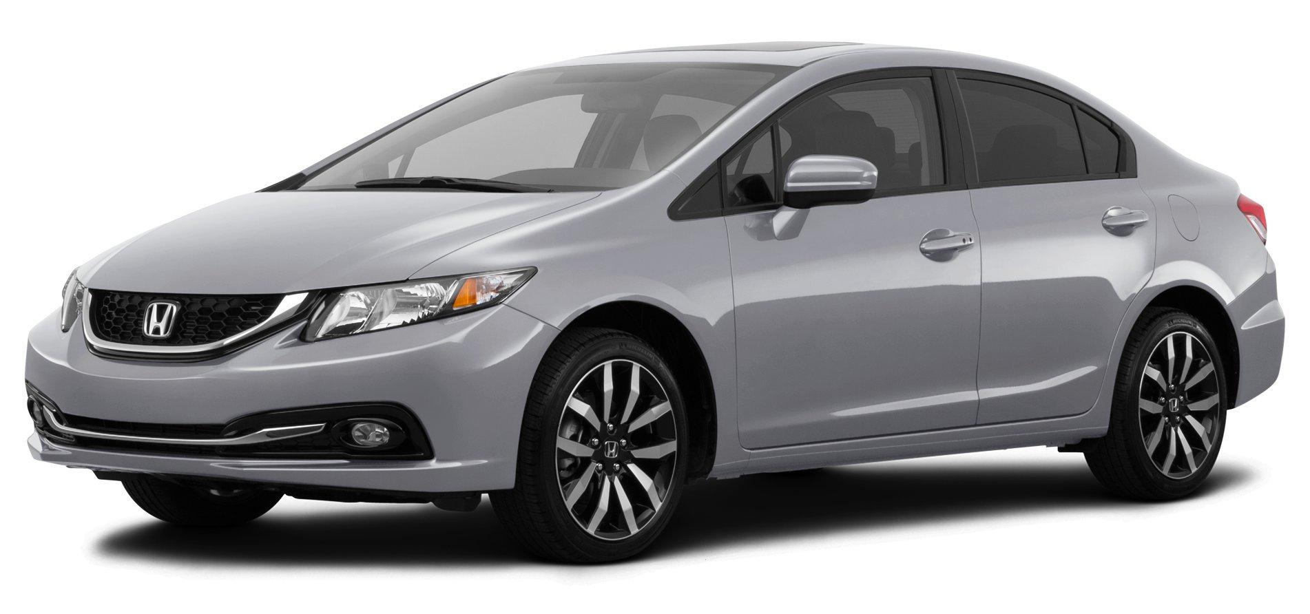 ... 2015 Honda Civic EX-L, 4-Door CVT w/Navigation ...