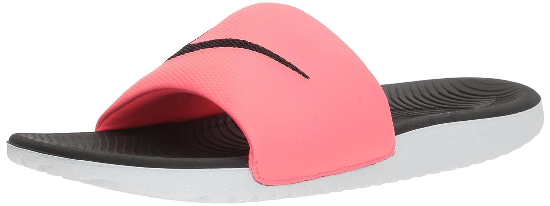 NIKE Women's Kawa Slide Sandal B01F47BMWI 7 B(M) US|Hyper Punch/Black/White