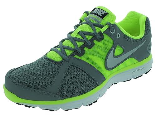 8e26cdde9a2 ... top quality nike lunar forever 2 zapatillas de running para hombre gris  plateado verde 8444e a7353