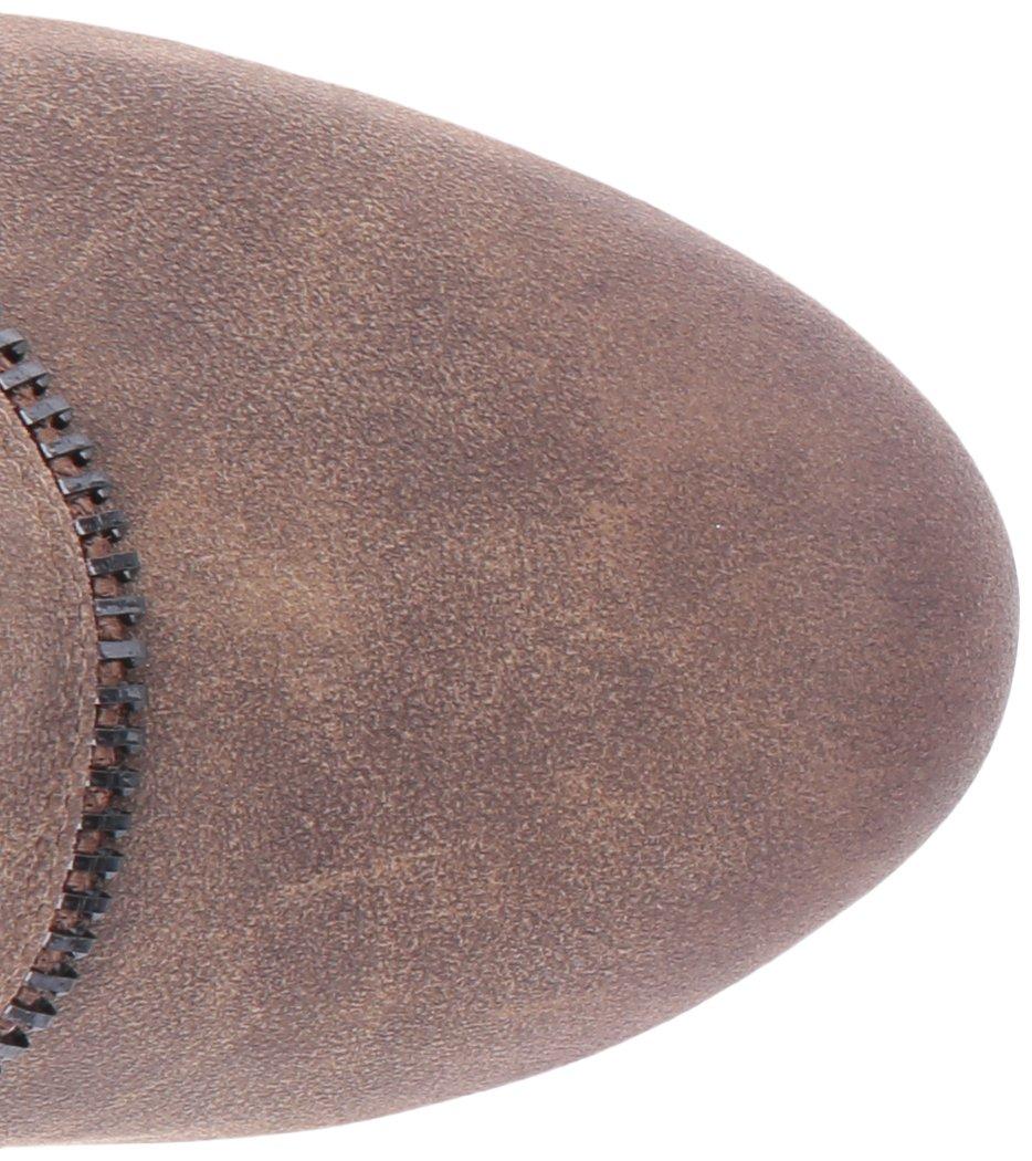 Not Rated Women's 9 Gemini Ankle Bootie B01COPZ4JU 9 Women's B(M) US|Taupe de12c8