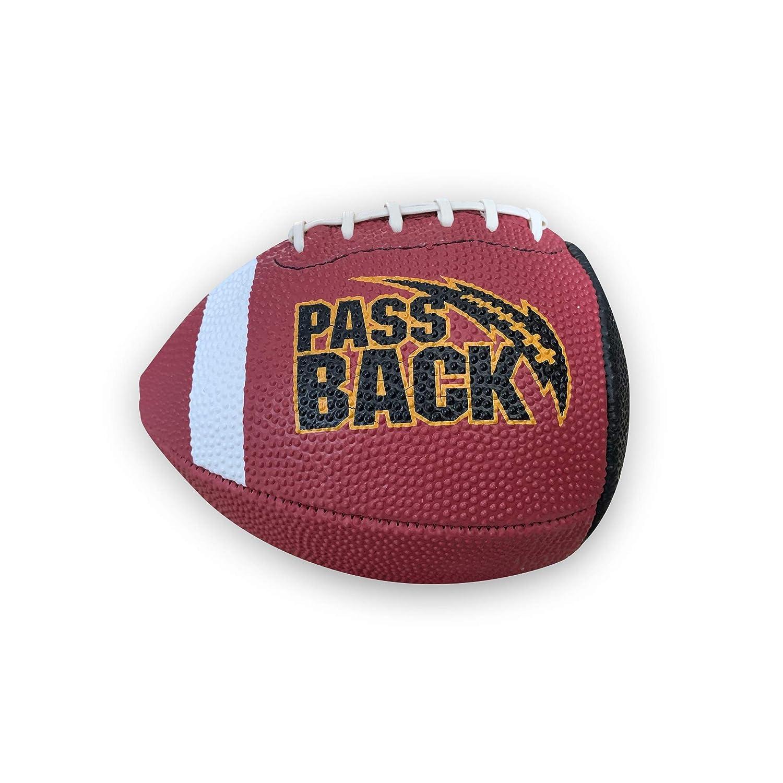 PassbackスポーツPeeweeゴムPassback Football (Ages 4 – 8 )