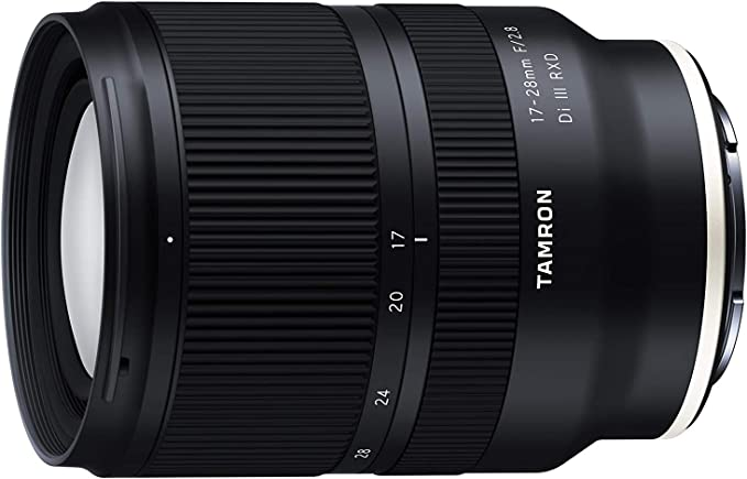 Tamron 17-28 mm F/2.8 Di III RXD Lens For Sony E-Mount: Amazon.de: Camera & Photo