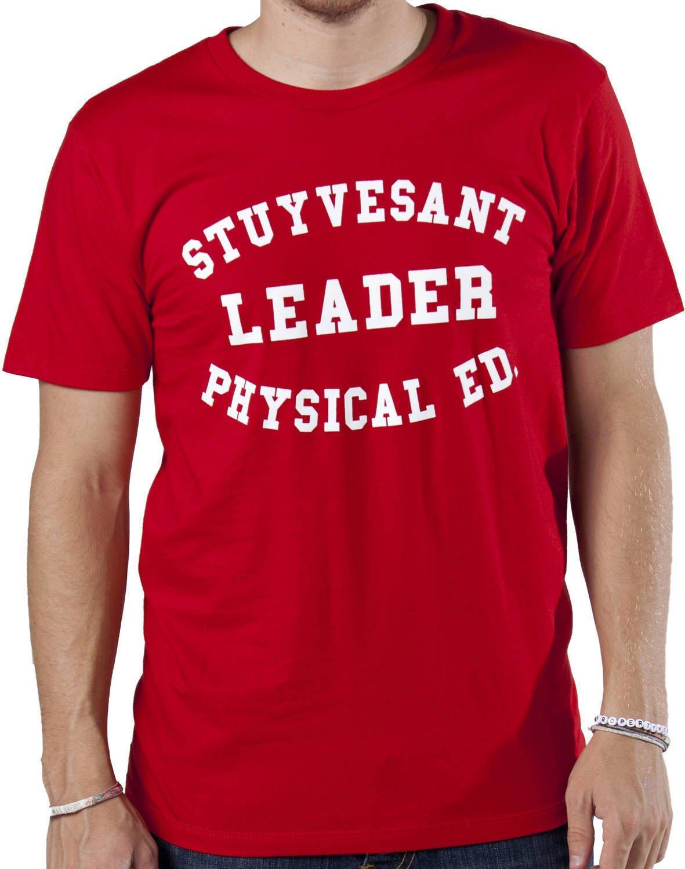 Stuyvesant Physical Ed Leader High School Adult T Shirt Tee 1310