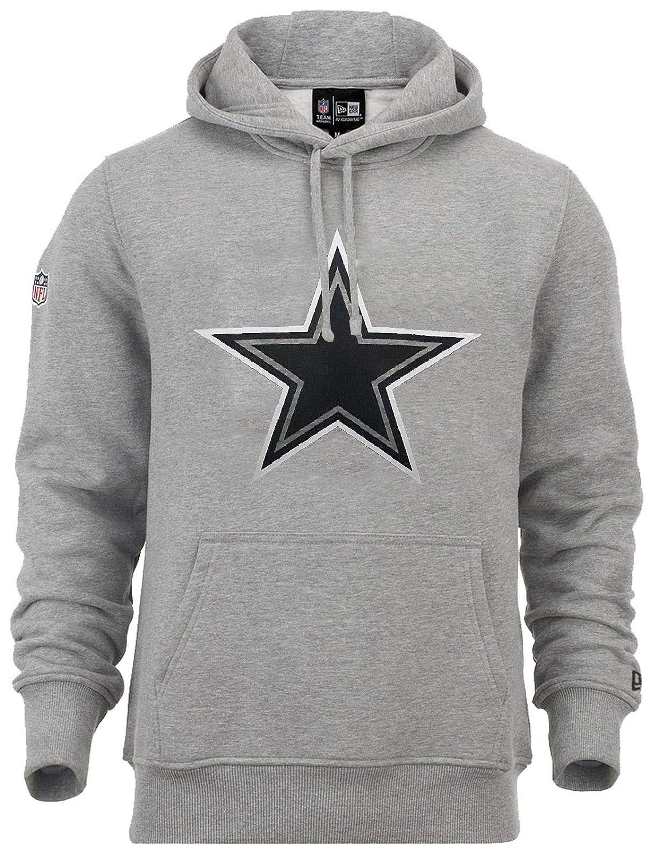 New Era Dallas Cowboys New Era Hoody Fan Fan Fan NFL grigio - S | Design moderno  | Design professionale  | Special Compro  | Spaccio  | Outlet Online Shop  878f7f