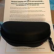 Amazon.com: nocry Funda para anteojos de seguridad de ...