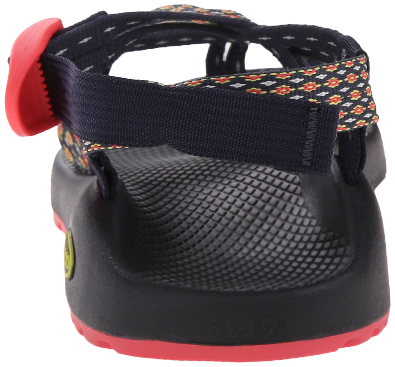 Chaco Women's ZX2 Classic Athletic Sandal B011AKPR0G 7 B(M) US|Crest Citrus