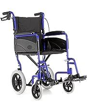 Dash Express Ultra ligero, fácil plegable silla de ruedas – Pesa sólo 9,8 kg