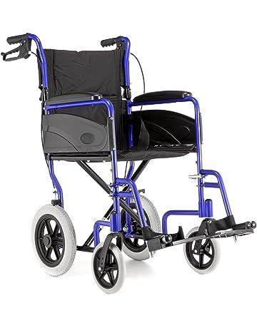 Dash Express Ultra ligero, fácil plegable silla de ruedas – Pesa sólo 9,8
