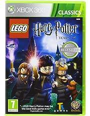 LEGO Harry Potter: Years 1-4 - Classics Edition (Xbox 360) [Importación inglesa]
