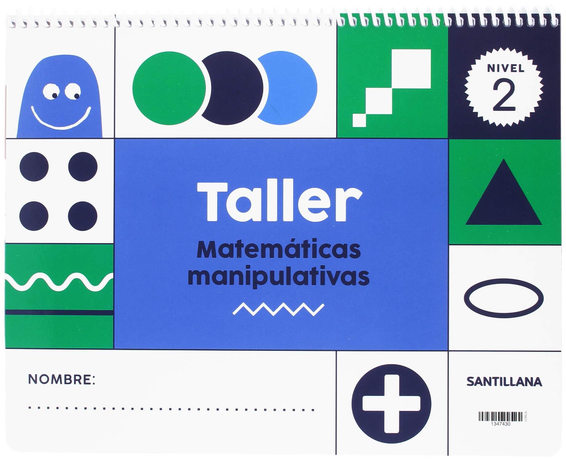 Taller Matematicas Manipulativas Nivel 2 Amazon Es Vv Aa Vv Aa Libros