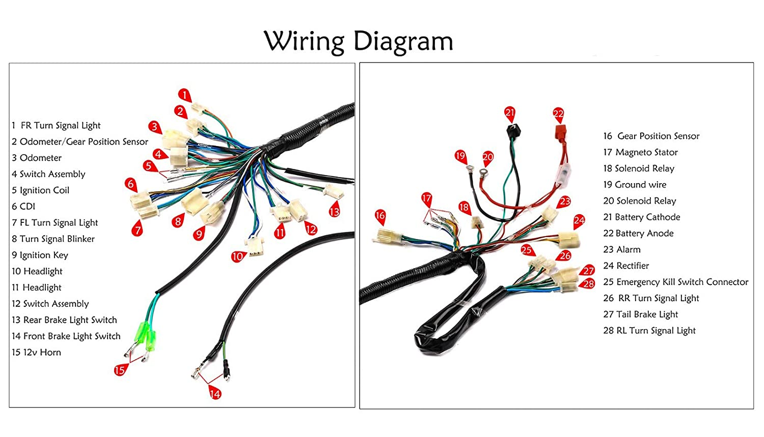 Diagram Lifan Wiring Diagram Chinese Atv Cdi Wiring Diagram Remote Atv