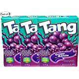 Tang- Grape Flavor Crystals (3 in 1 Pack) (Pack of 3)