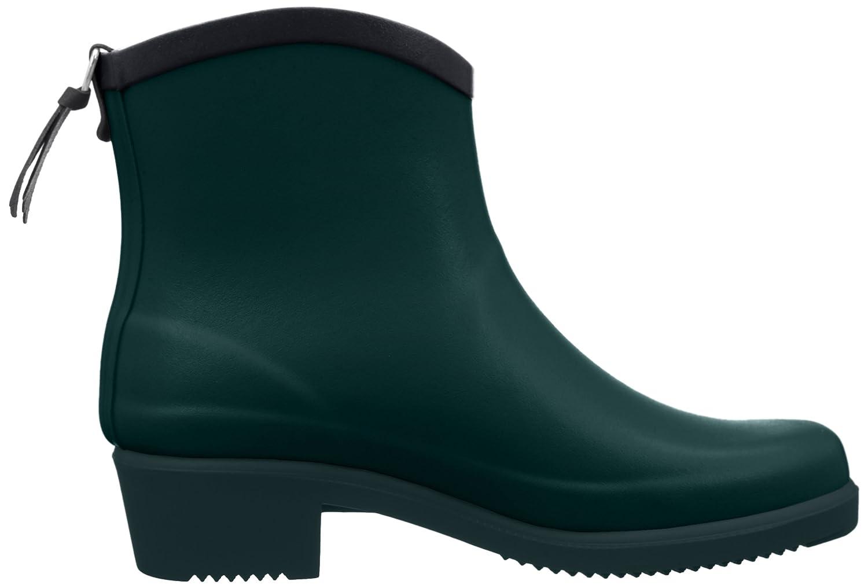 Aigle Womens Miss Juliette Bottillon Rubber Boots B074WW7HMS 41 M EU / 9 B(M) US|Pinede Marine