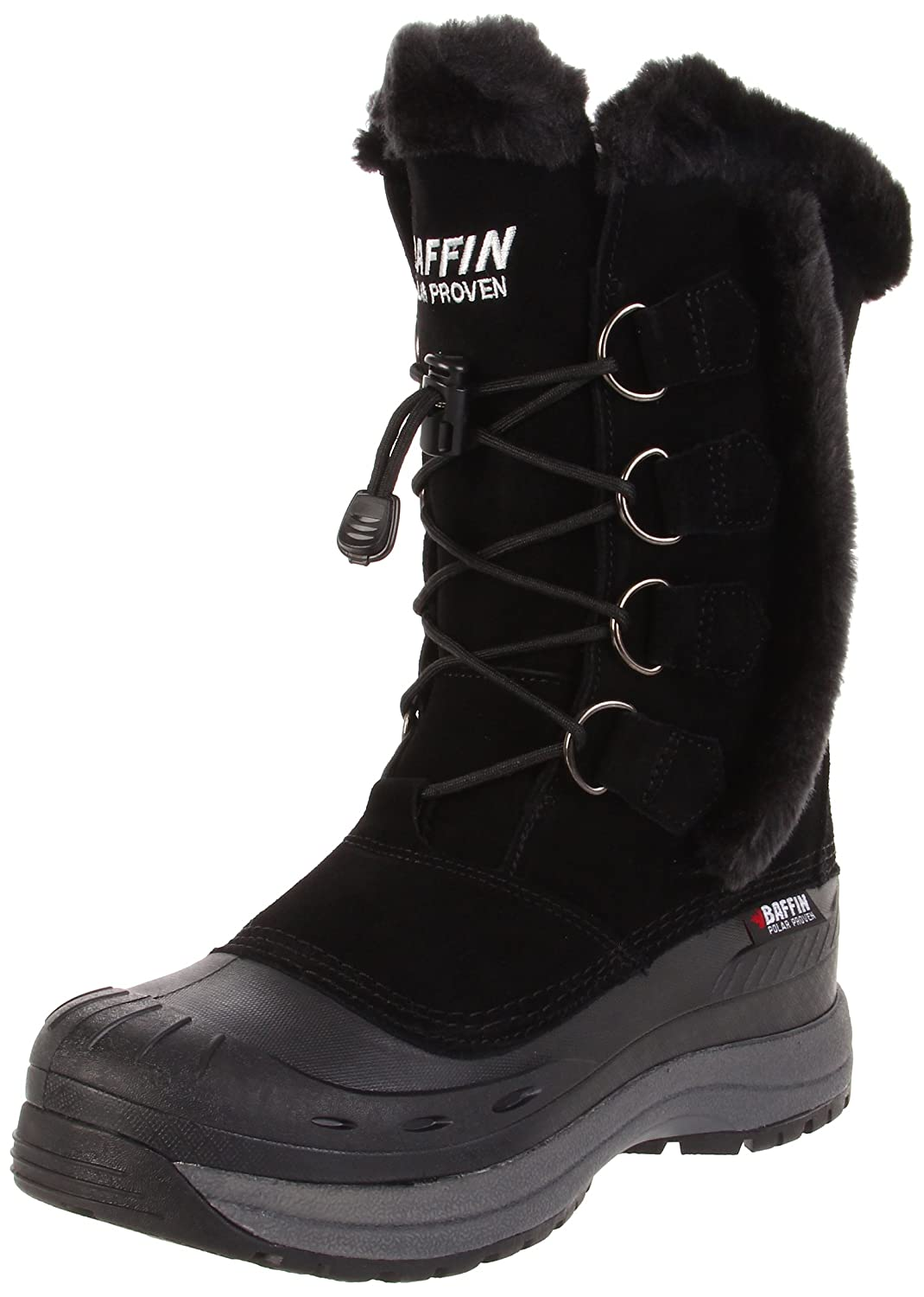 Baffin Women's Chloe Insulated Boot B001E5CQE8 7 B(M) US|Black