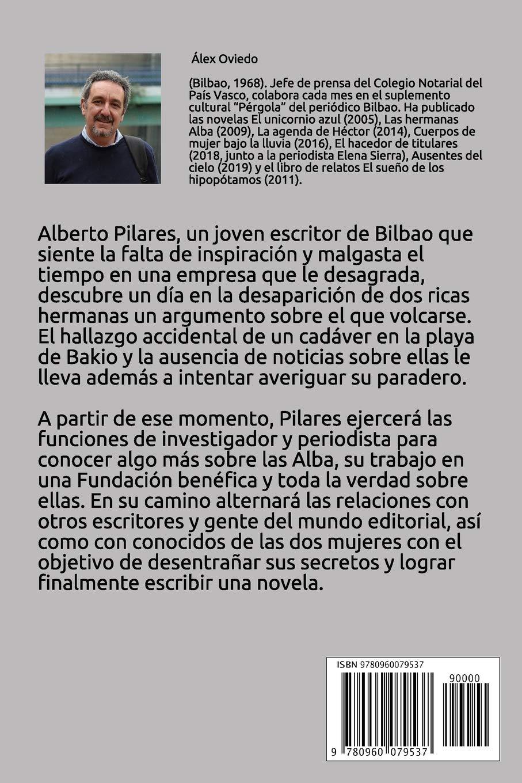 Las hermanas Alba (Literatura española): Amazon.es: Oviedo, Álex ...