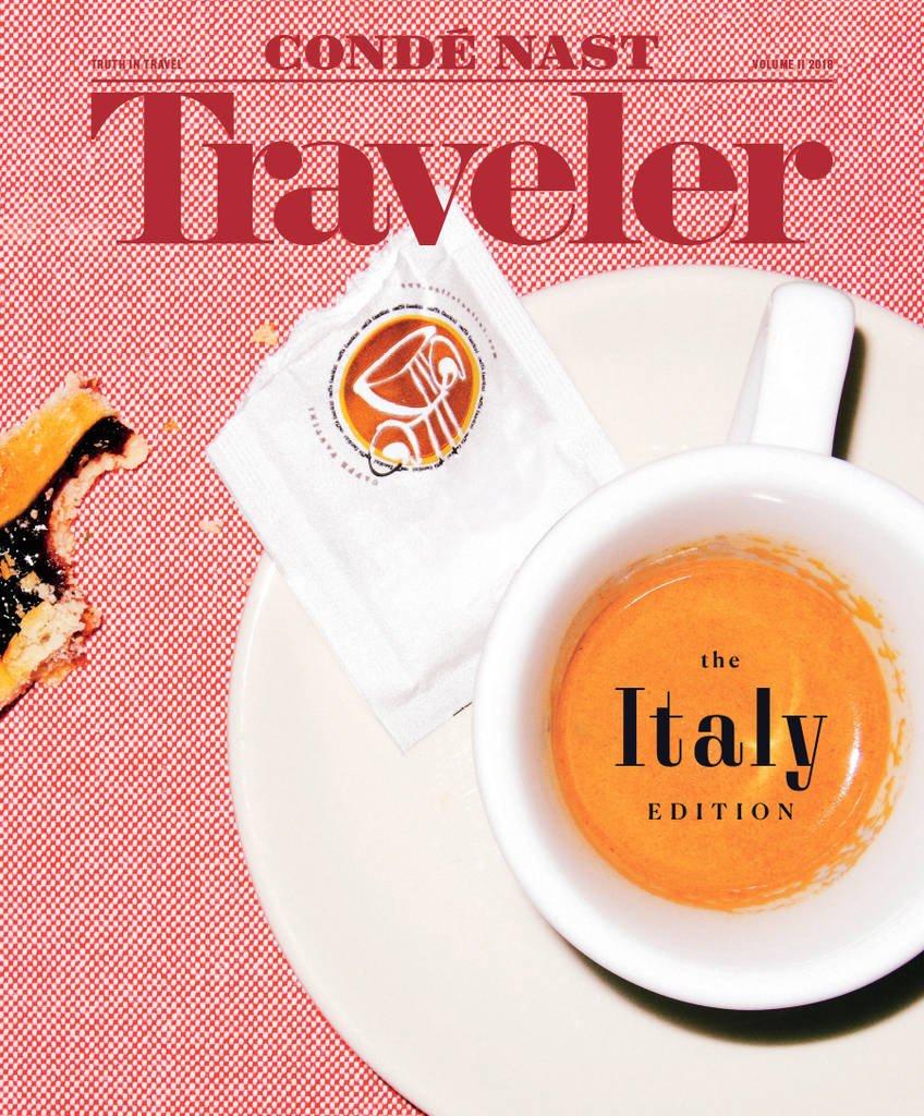 Condé Nast Traveler Print Magazine