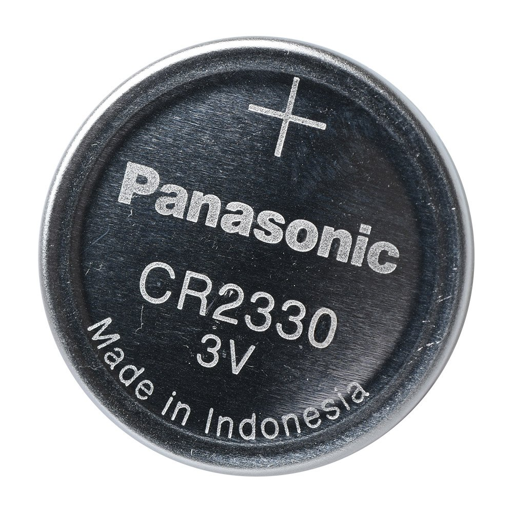 Amazon Com Panasonic Br2325 Lithium 3v Coin Cell Battery