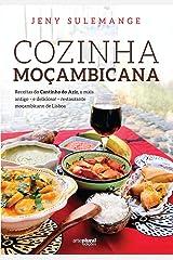 "COZINHA MOÇAMBICANA da Chef Jeny Sulemange: ""Melhor livro da língua Portuguesa"" (Portuguese Edition) Kindle Edition"