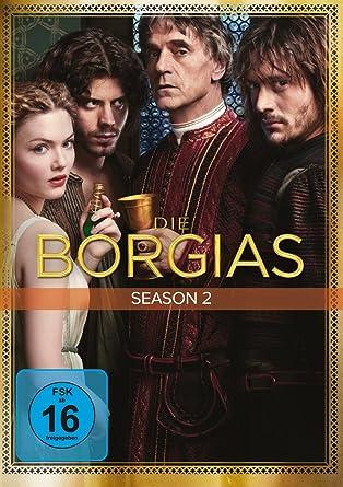die borgias staffel 2