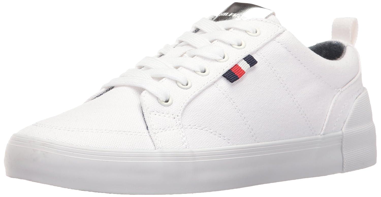Tommy Hilfiger Women's Priss Sneaker B01LZAVW8Z 8 B(M) US|White