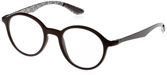 60eee87c23b7 ireland ray ban mens rx8904 eyeglasses matte black 48mm 8c869 06de1