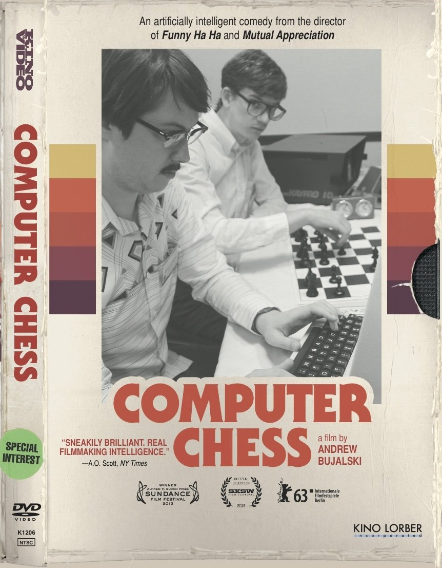DVD : Wiley Wiggins - Computer Chess (DVD)