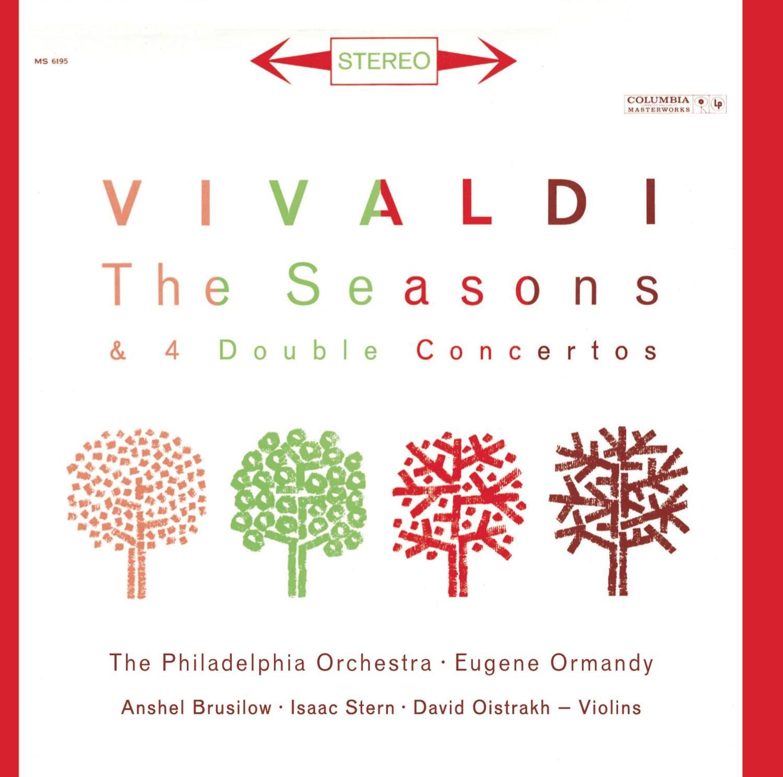 CD : Anshel Brusilow - Four Seasons Op. 8 Double Concertos R (CD)
