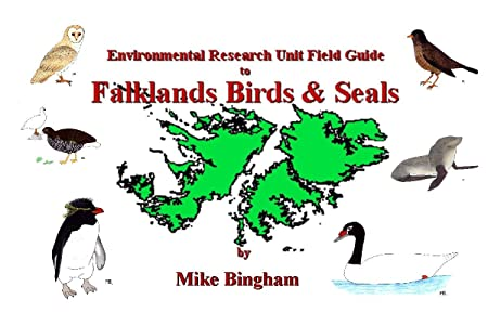 Environmental Research Unit's Field Guide to Birds of the Falkland Islands