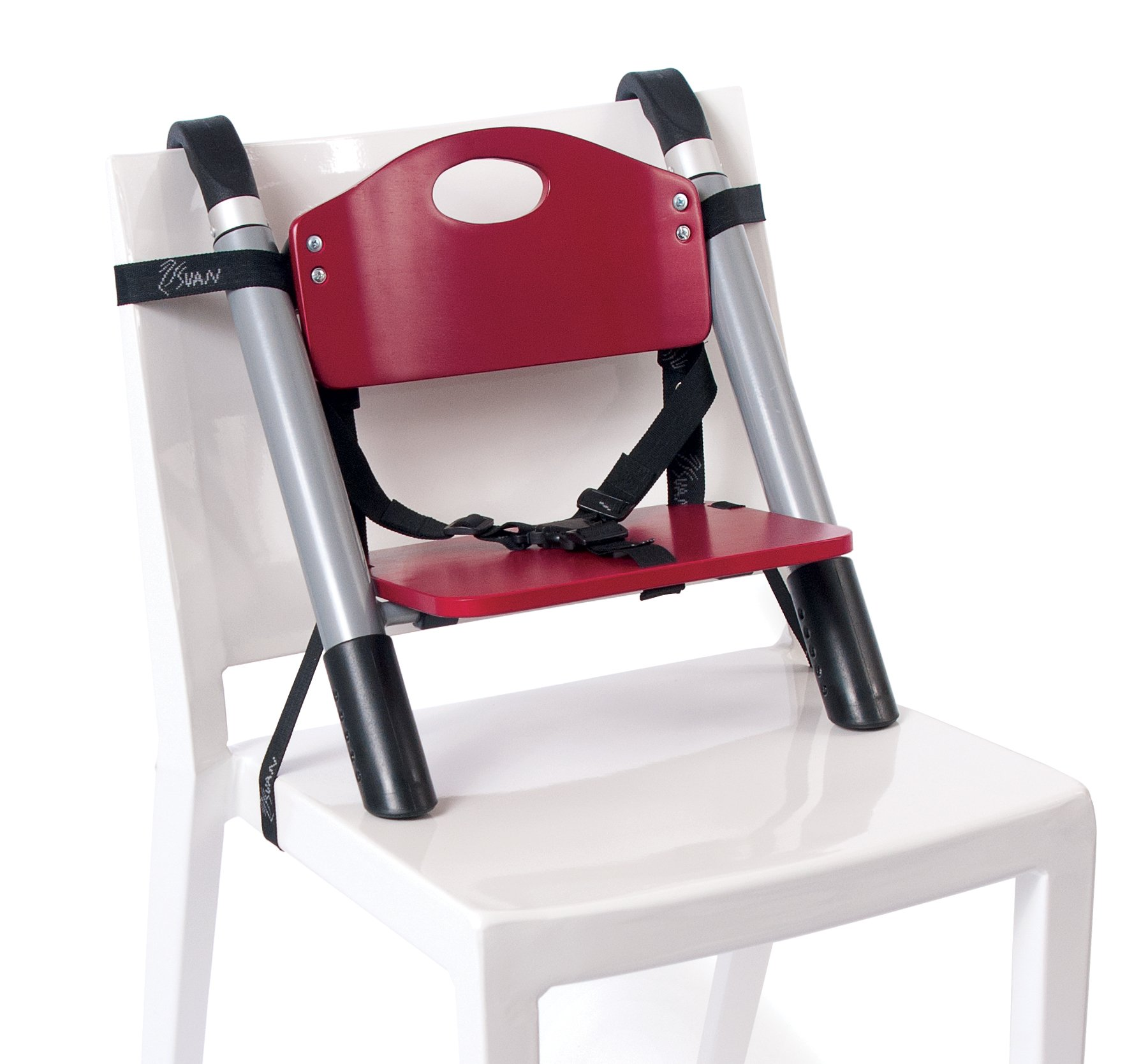 booster seat svan lyft high chair booster seat adjusts easily to most chairs. Black Bedroom Furniture Sets. Home Design Ideas