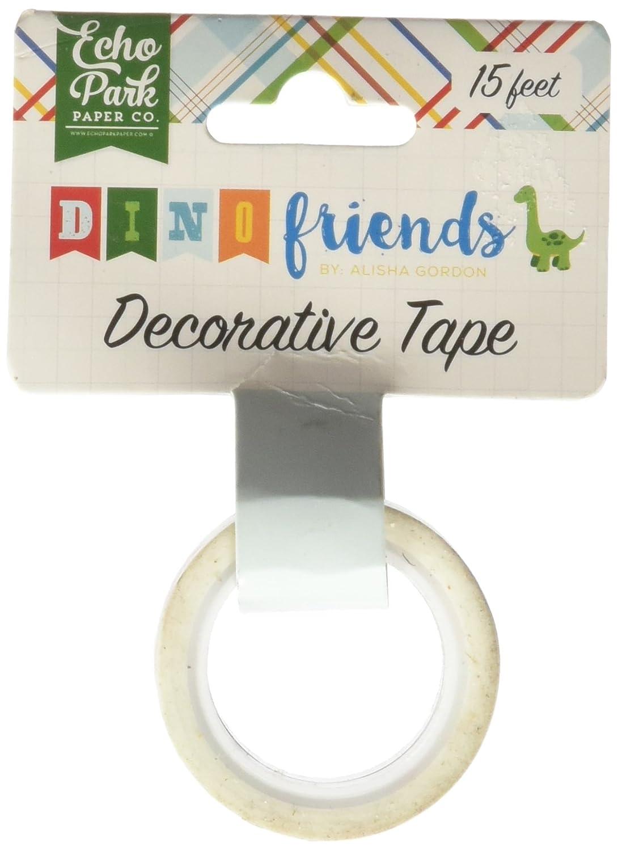 Echo Park Paper Dino Friends dekorativer tape-dinos, anderen, mehrfarbig