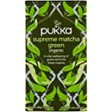 Pukka Teas Supreme Matcha Green Tea, 4X20 Tea Bags