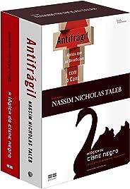 Nassim Nicholas Taleb - Caixa Exclusiva