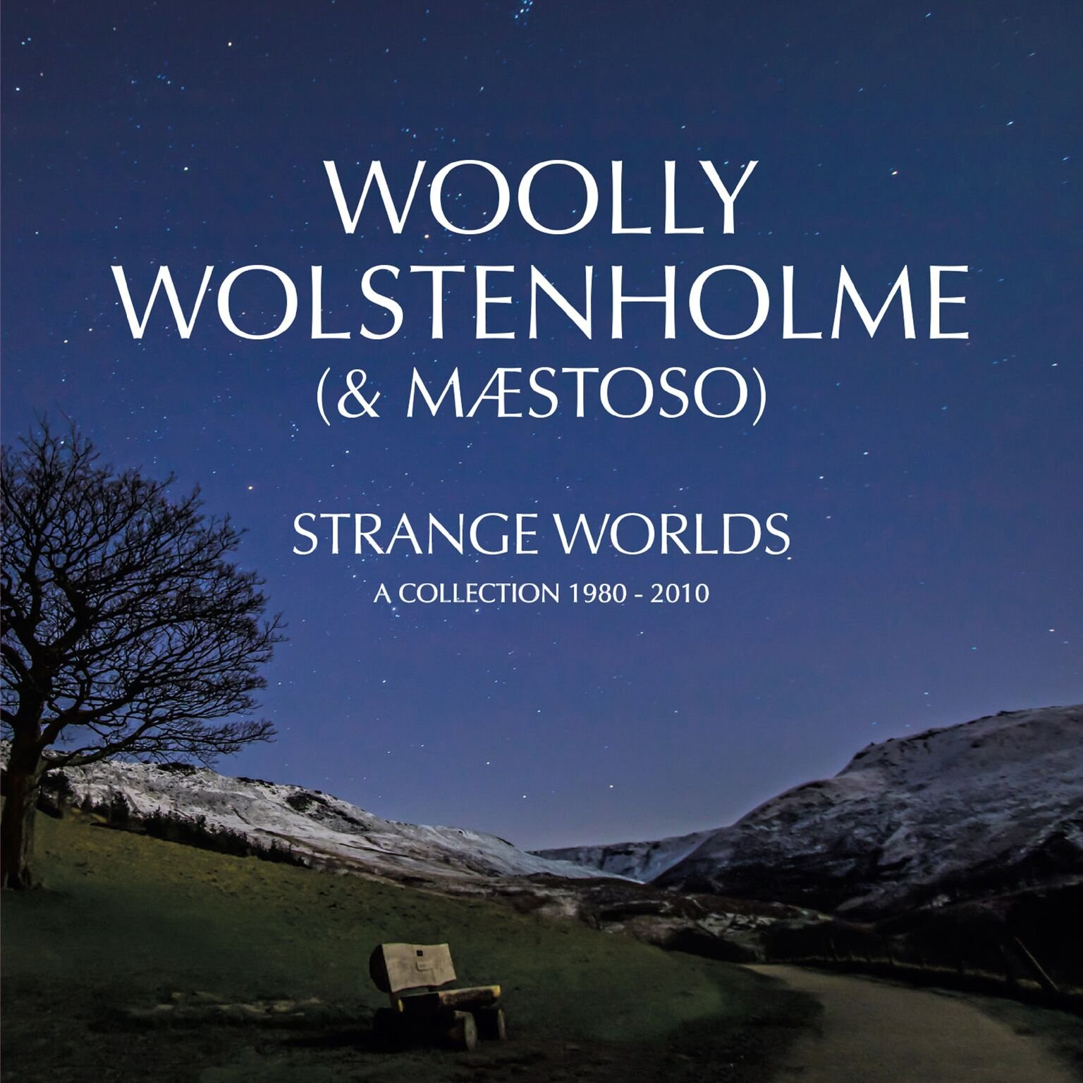 CD : Wolstenholme, Woolly / Maestoso - Strange Worlds: Collection 1980-2010 (Boxed Set, United Kingdom - Import, 7PC)