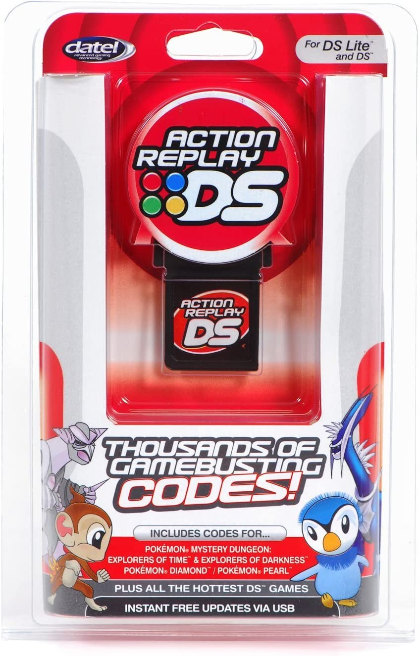 DATEL DS ACTION REPLAY WINDOWS DRIVER DOWNLOAD