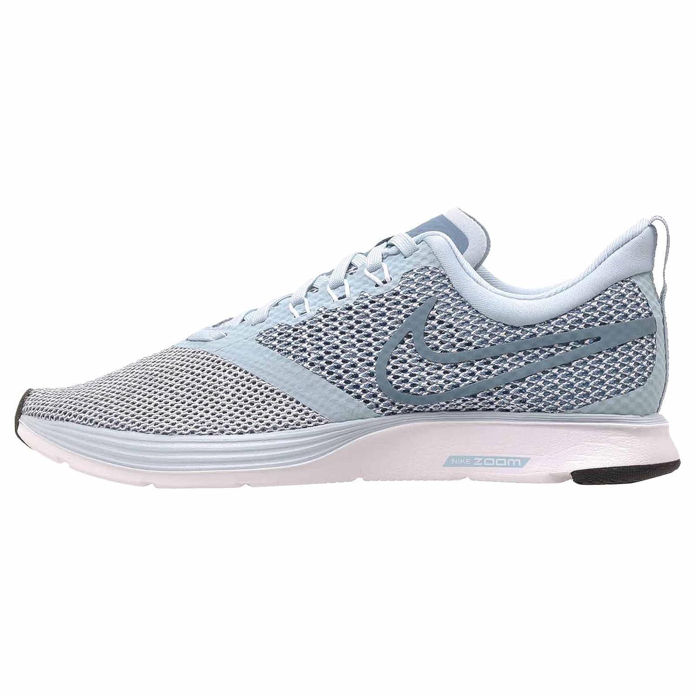 NIKE Women's Zoom Strike Running Shoe B071VKKTN6 8 B(M) US|Blue