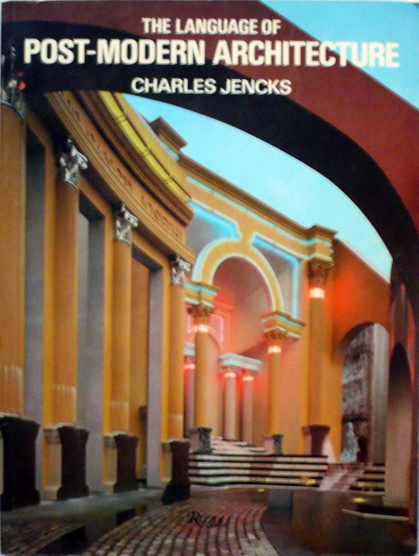 Language Of Post Modern Architecture 4 Amazon Co Uk Jencks Charles 9780847802883 Books