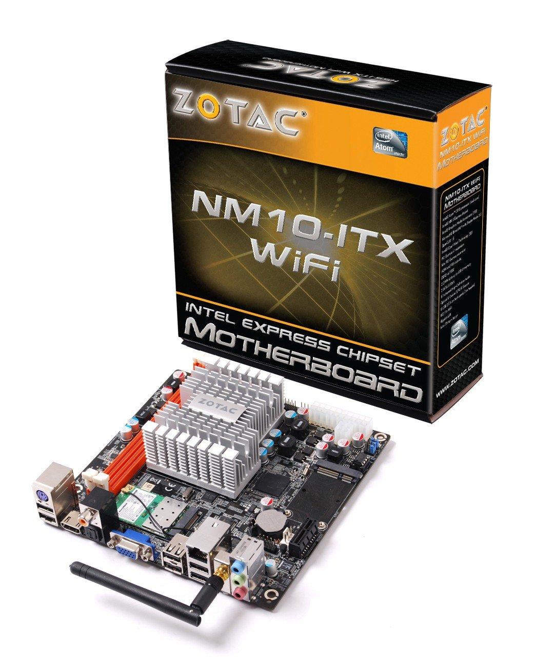 Zotac NM10-A-E GLAN Driver for Mac Download
