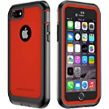 iPhone 7/8 Case, ImpactStrong Ultra Protective Case with Built-in Clear Screen Protector Full Body Cover for iPhone 7 2016 /i