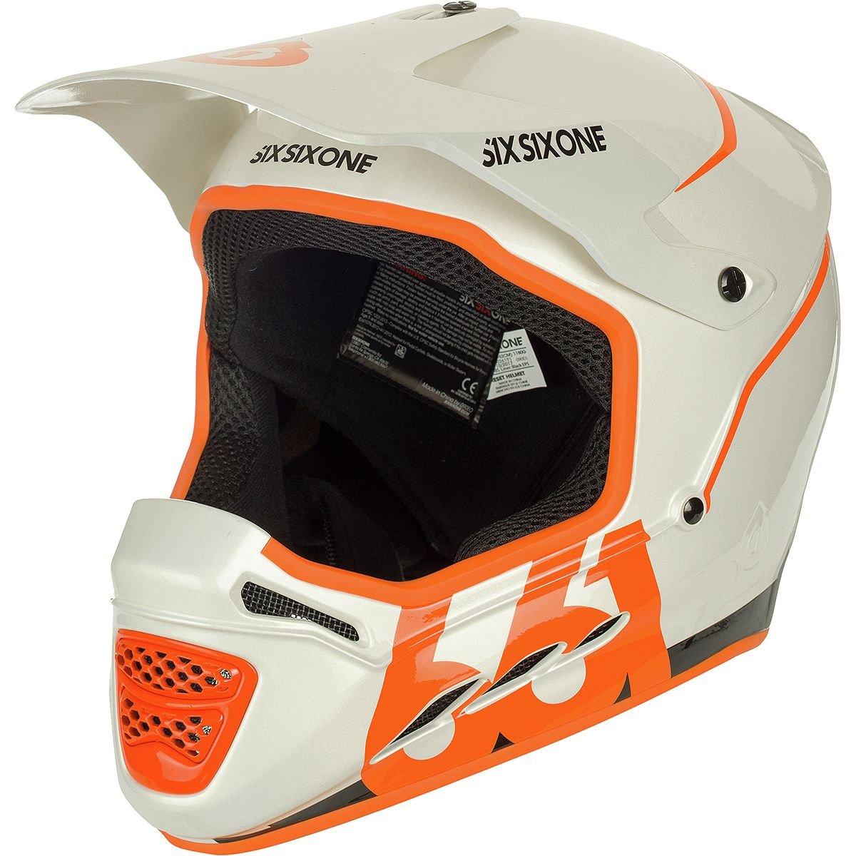 SixSixOne Helm 661 Reset Tropic Orange 2018