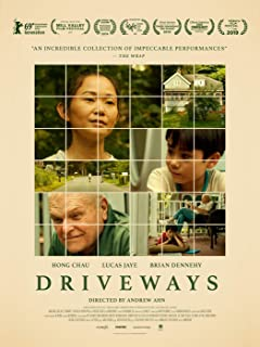 Book Cover: Driveways