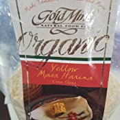 Amazon.com : GoldMine Organic Masa Harina Corn Flour