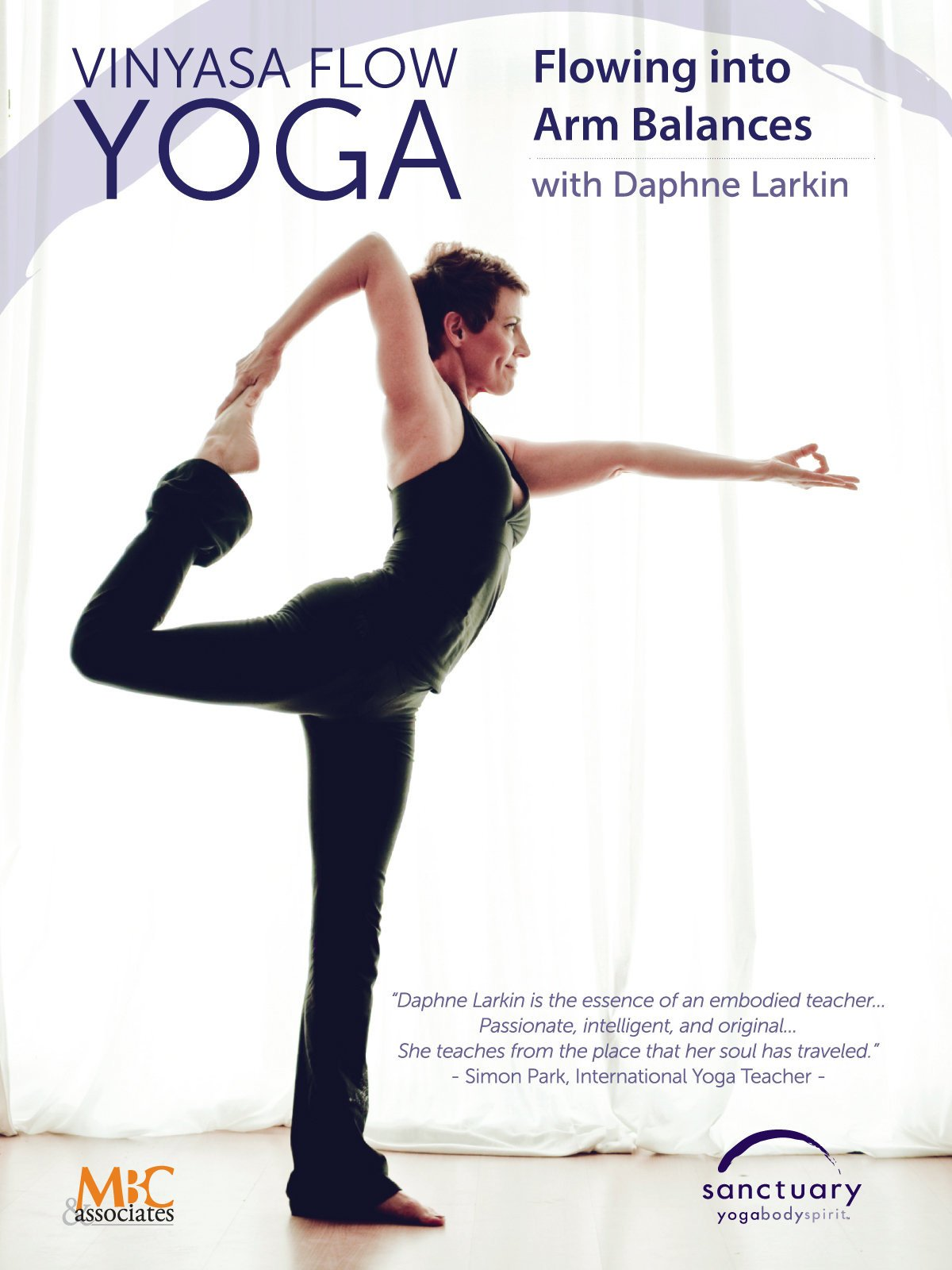 Amazon.com: Vinyasa Flow Yoga: Flowing into Arm Balances ...
