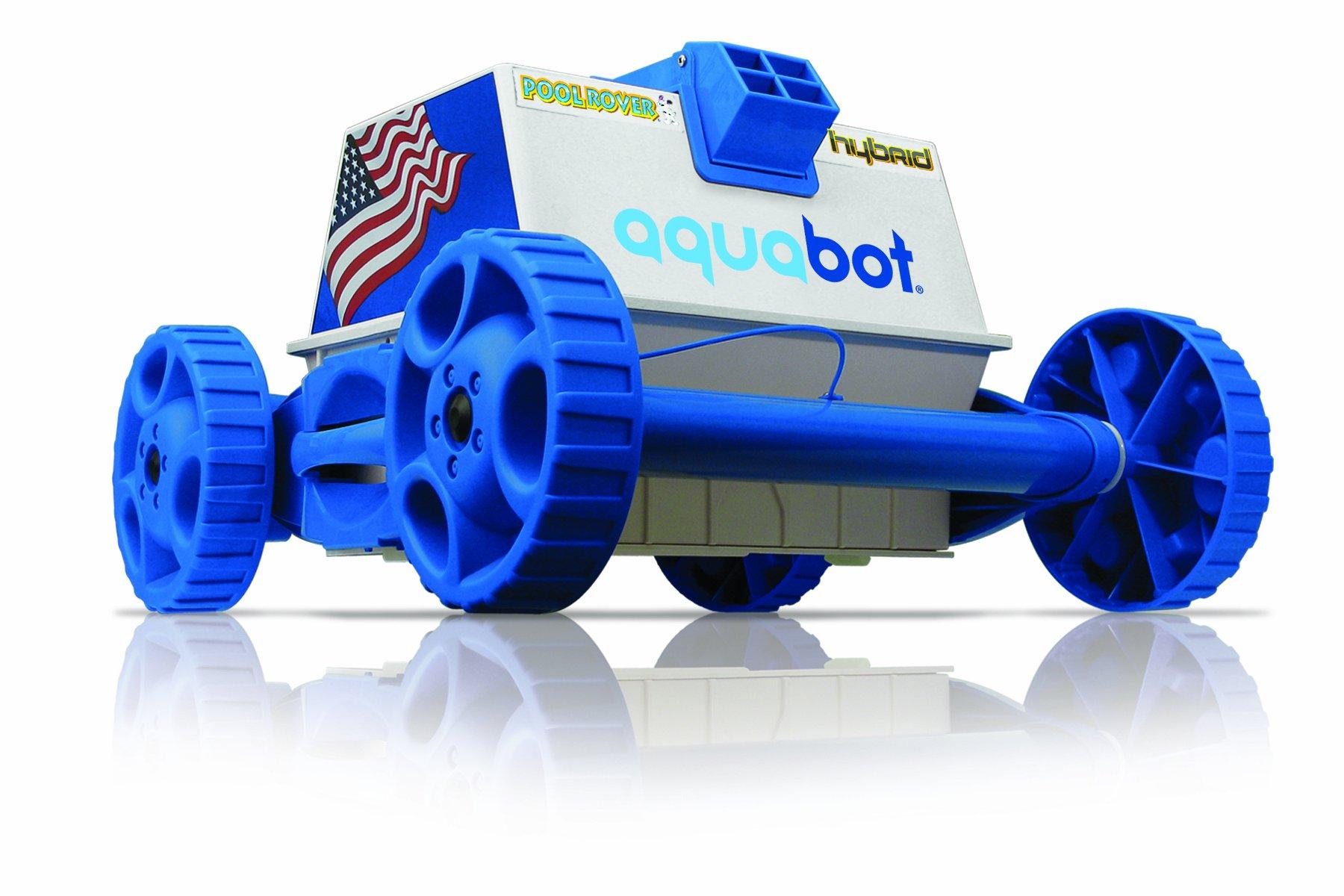 Aquabot Pool Rover Hybrid Robotic Pool Cleaner Buy