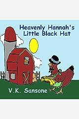 Heavenly Hannah's Little Black Hat