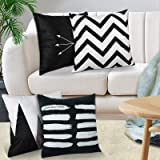 pendali Throw Pillow Covers 18x18, Decorative Square Throw Pillow Cover Cushion Covers Pillowcase, Home Decor Decorations for